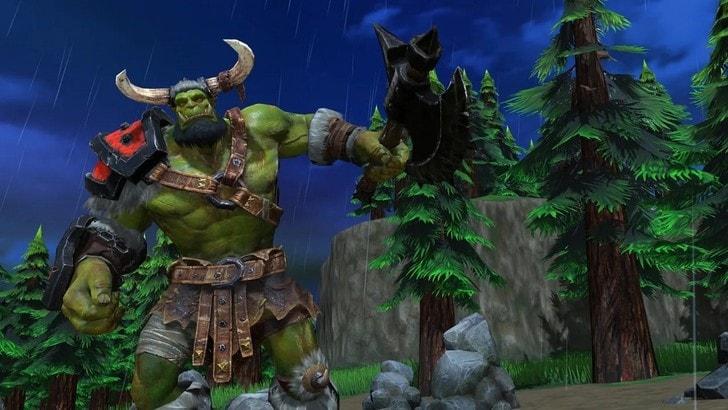 Warcraft III: è ufficila l'arrivo il 29 gennaio