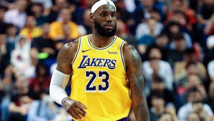 Nba, LeBron James da urlo: 9mila assist in carriera. Thunder e Pelicans vincono ancora