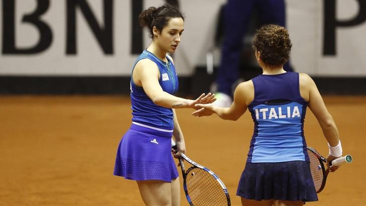 Tennis, Assoluti: vince Paolini, Trevisan si ritira