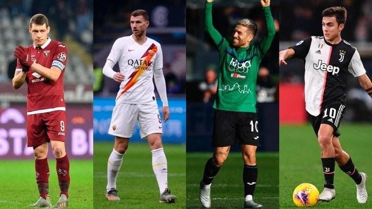 Serie A, tutte le probabili formazioni della 18ª giornata