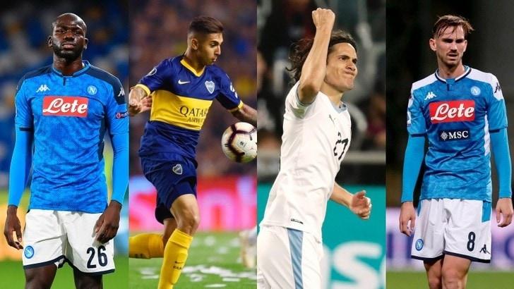 Rio Ferdinand, quattro nomi per lo United: Fabian Ruiz, Koulibaly, Cavani e Almendra