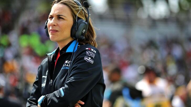 F1, Claire Williams: