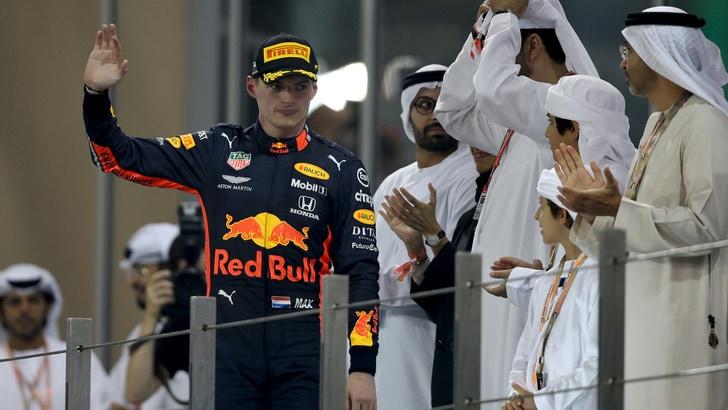 F1, Verstappen-Red Bull: accordo fino al 2023
