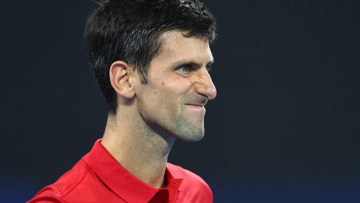 Australian Open, Djokovic: