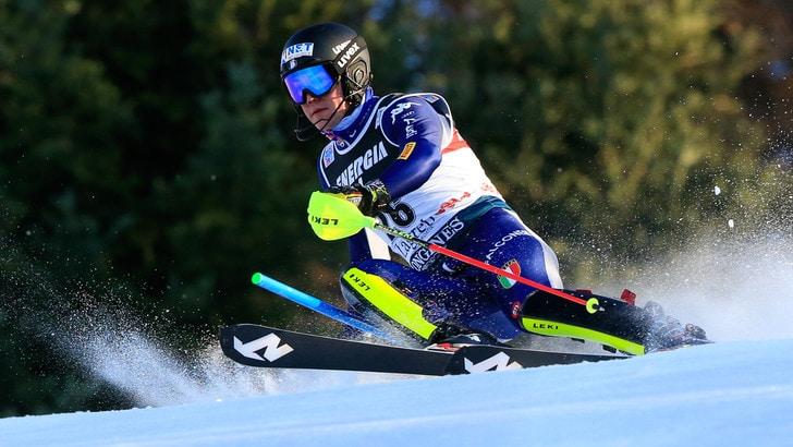 Coppa del Mondo, Vinatzer 3° nello slalom di Zagabria. Vince Noel