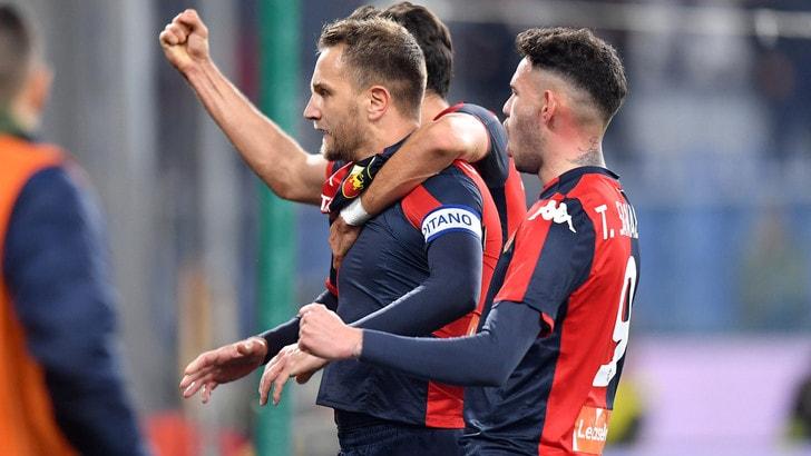 Il Genoa batte il Sassuolo: Nicola, buona la prima