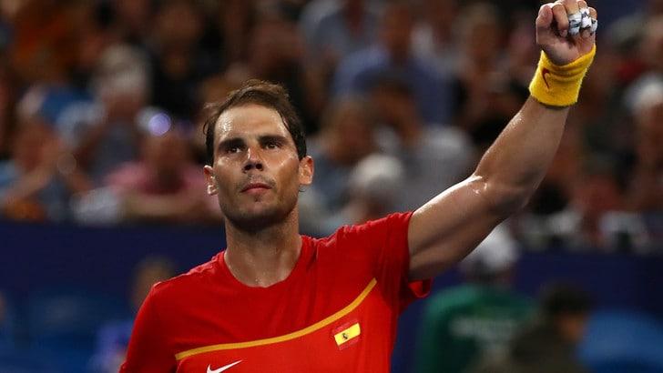 Atp Cup, Nadal e Djokovic non deludono: vincono Spagna e Serbia