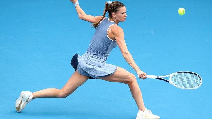 WTA Auckland, Camila Giorgi perde in due set contro Serena Williams