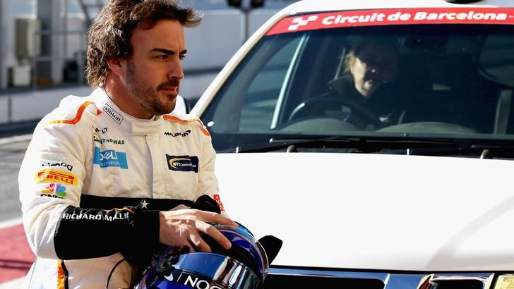 Dakar: Alonso bloccato da un guasto, ma sta rimontando