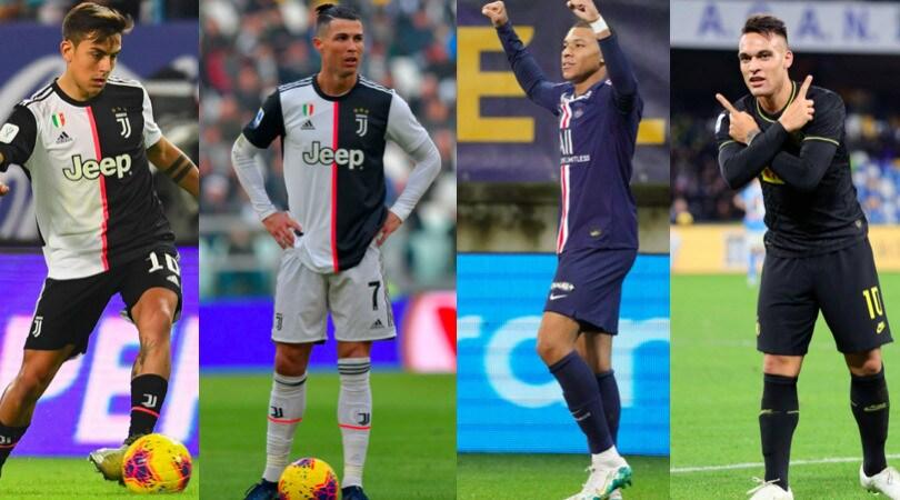 Mercato, i calciatori più costosi: Ronaldo è 49°, Dybala il primo della Juve
