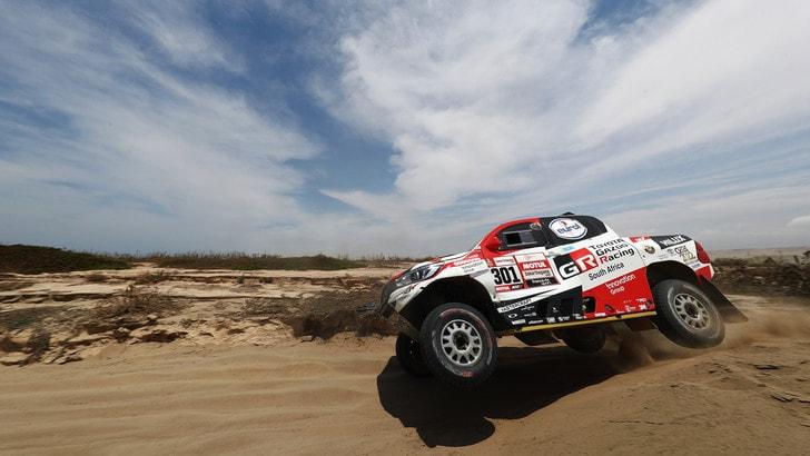 Dakar, Alonso vola nella terza tappa
