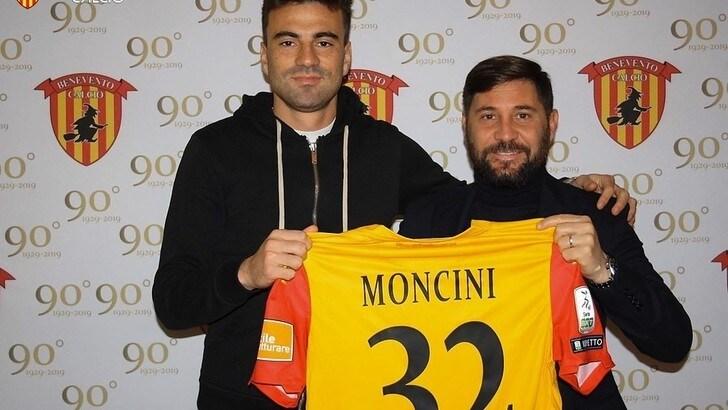 Spal, ceduto Moncini al Benevento: ha firmato fino al 2023
