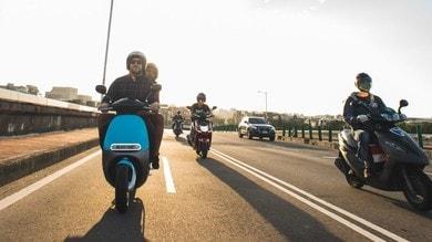 Gogoro, boom di vendite nel 2019 per la startup di scooter elettrici