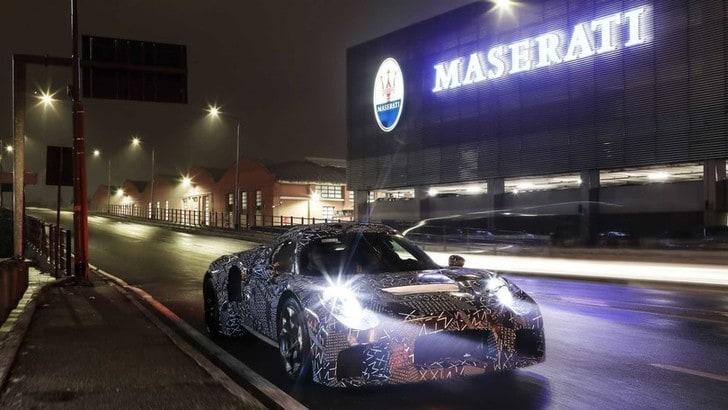 Maserati 6C, a spingerla sarà il V6 Alfa Romeo?