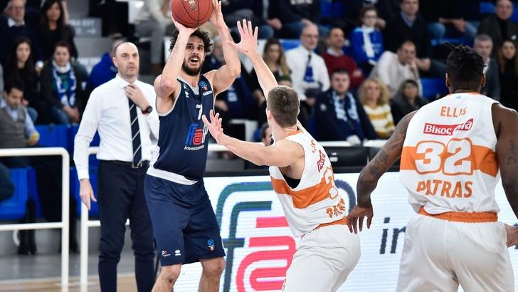 Eurocup, Brescia nel finale si impone contro Patrasso