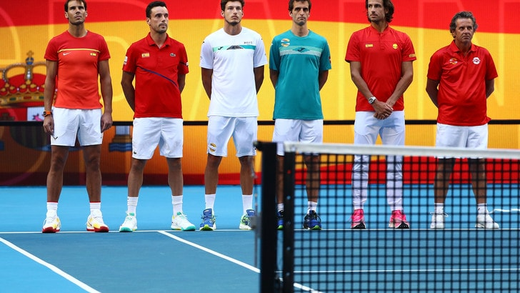 Atp Cup, la Spagna è la quinta formazione ad accedere ai quarti di finale