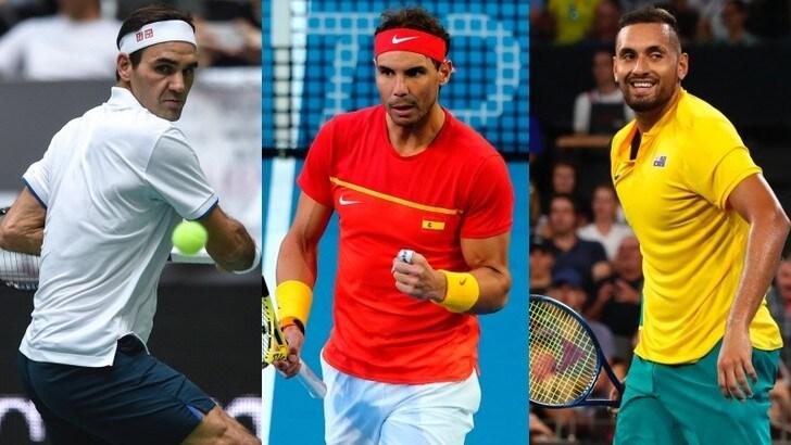 Australian Open, raccolta fondi il 15 gennaio: assi in campo contro gli incendi