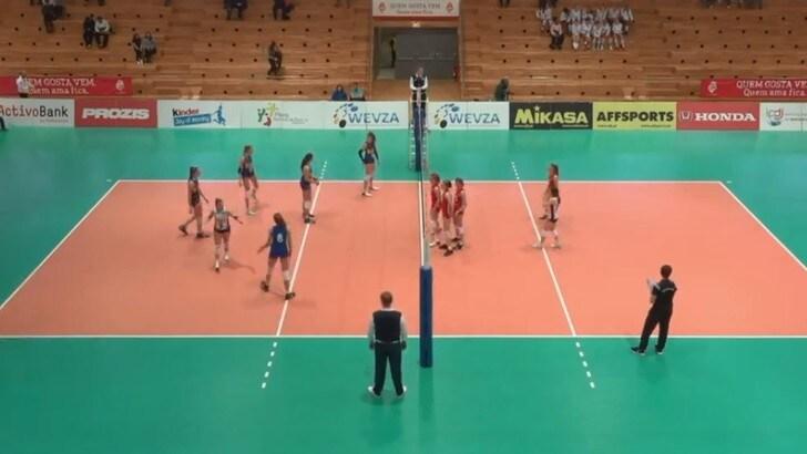 Under 17 femminile: Italia ok all'esordio del torneo Wevza