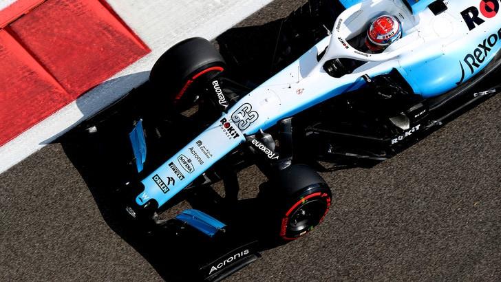 F1, Jamie Chadwick ancora al simulatore della Williams