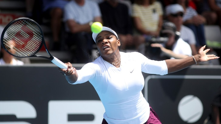 Wta Auckland, ai quarti Serena Williams e Caroline Wozniacki
