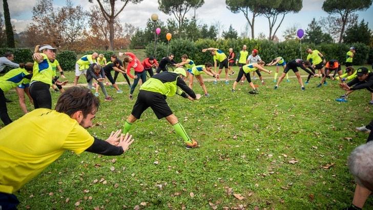 Maratona al massimo: sabato da Ostia ripartono gli allenamenti 'Get Ready'