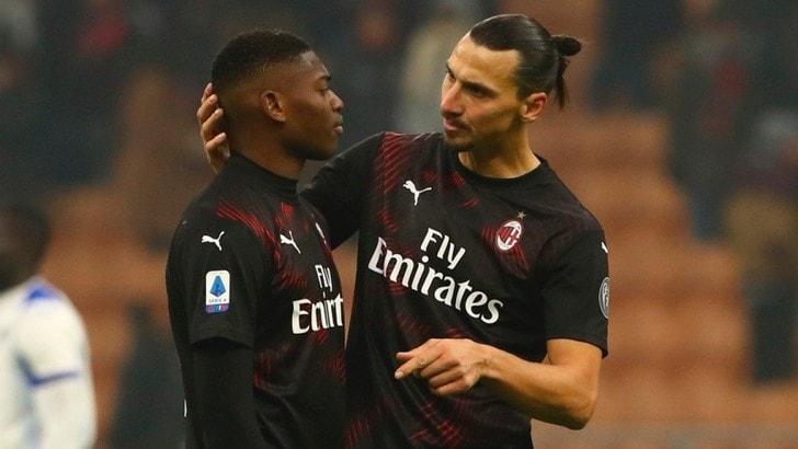 "Leao: ""Ibrahimovic aiuterà il Milan a vincere"""