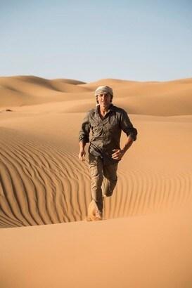 Calderan, un uomo solo nel deserto perduto