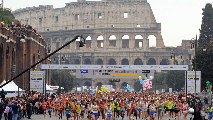 C'è la convenzone: Acea Run Rome The Marathon e Bmw Berlin Marathon. Solo per 100 runner
