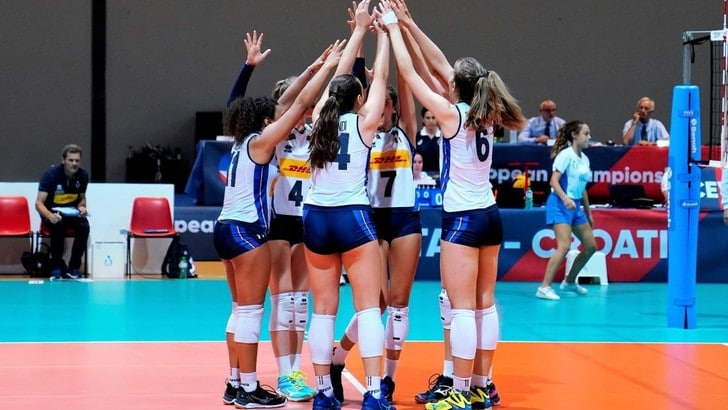 Torneo Wevza: l'Italia è in finale, battuta la Spagna