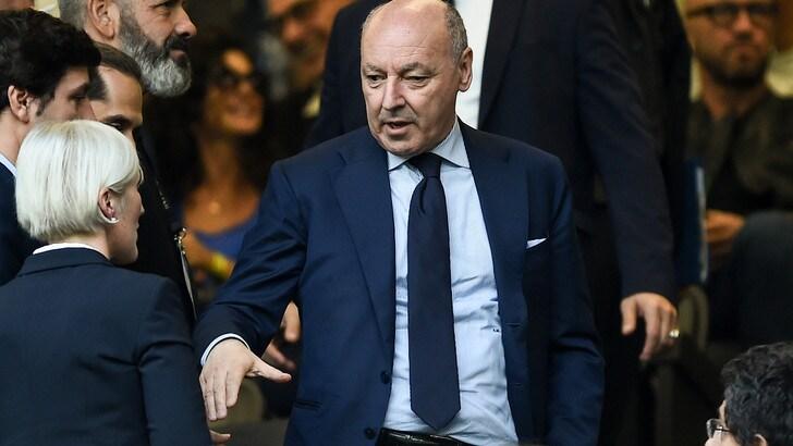 """Marotta: """"Lautaro Martinez via dall'Inter? Solo se chiede la cessione…"""""""