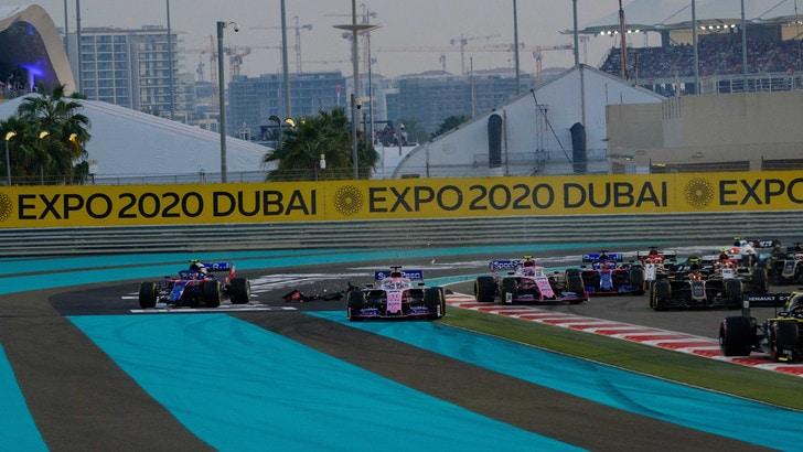 F1, novità nel calendario 2020: cambia l'orario di tre GP