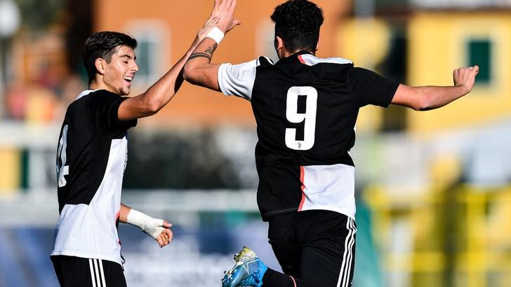 Ranocchia lancia la Juve Primavera: 1-0 esterno al Napoli