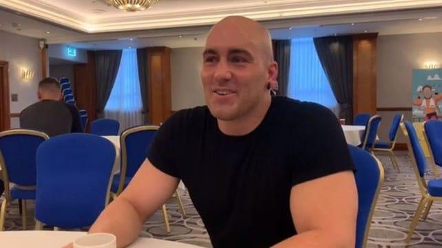 """Wrestling WWE, Fabian Aichner: """"Buffon, chiamami e ti insegno qualche mossa"""""""