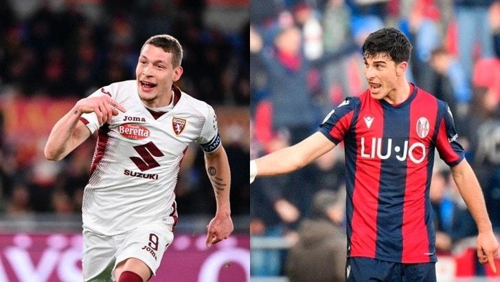 Diretta Torino-Bologna ore 15: formazioni ufficiali e dove vederla in tv