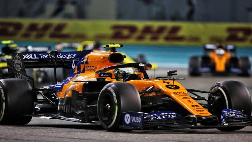 """F1, Norris: """"Spero di continuare ad andare d'accordo con Sainz"""""""