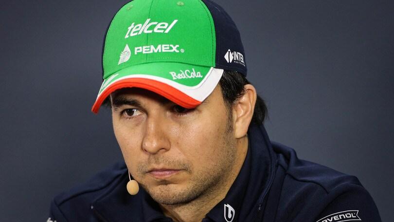 """Perez: """"2022 mio ultimo anno in F1 se non lotterò per vincere"""""""