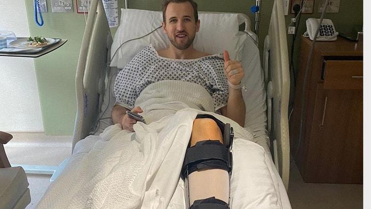 Kane operato: «Intervento ok. Ora inizio con il recupero». Ma Mourinho piange