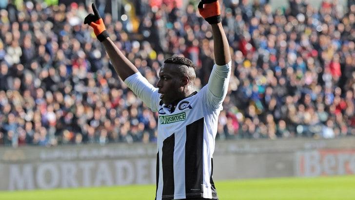 Udinese-Sassuolo 3-0: terzo successo consecutivo per De Paul e compagni