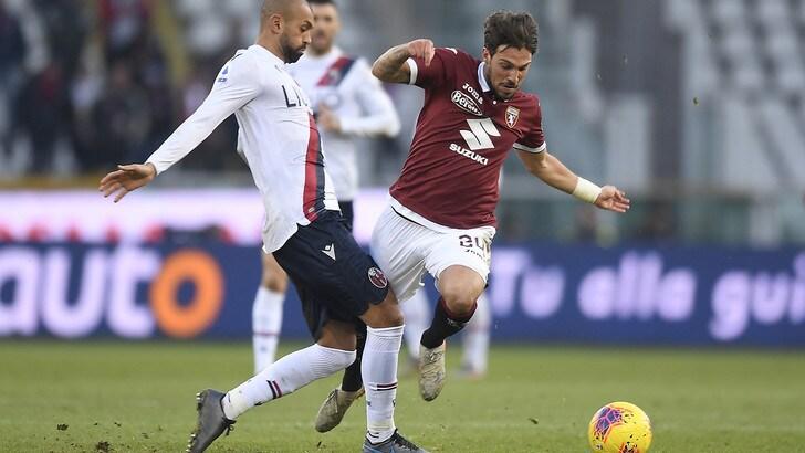 Torino, pace con Verdi. L'attaccante: