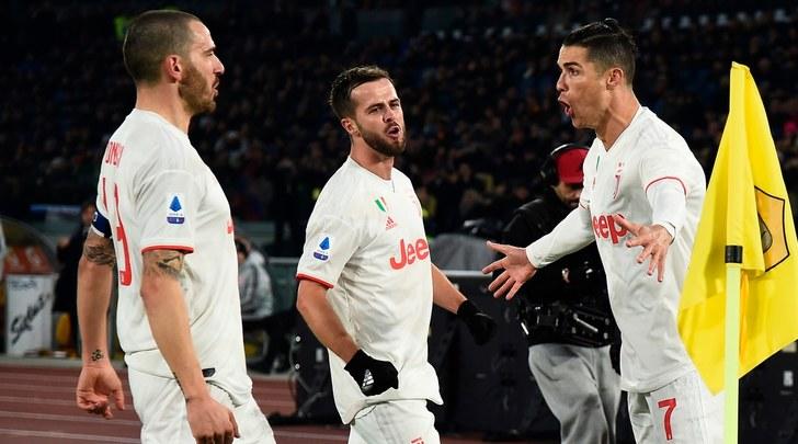 """Cristiano Ronaldo: """"Juve, il primo posto è quello che ti appartiene"""""""