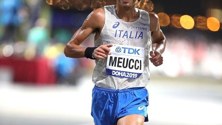 Daniele Meucci a Valencia record italiano nei 10 km