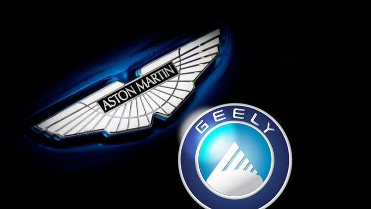 Aston Martin nel mirino di Geely