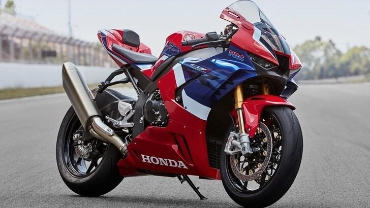 Honda, il prezzo ufficiale della nuova CBR 1000 RR-R