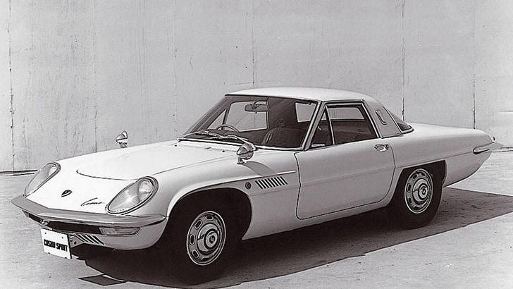 Mazda Cosmo Sport, nel nome del Wankel
