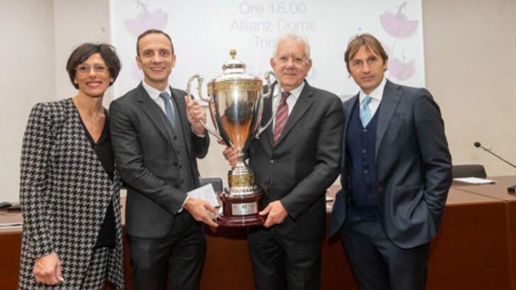 Trieste ospiterà la finale scudetto femminile
