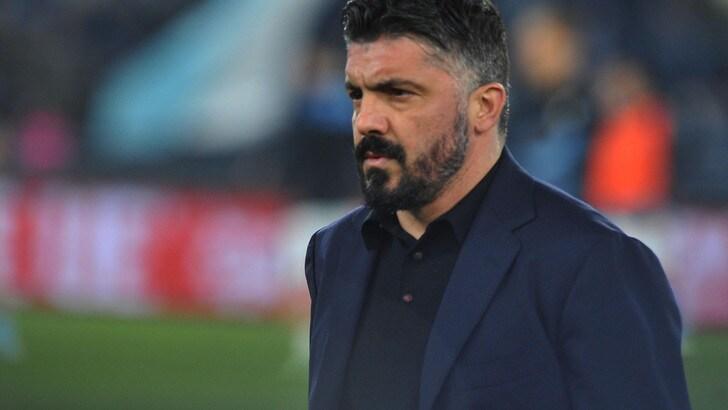 Napoli, Gattuso si sfoga in conferenza: