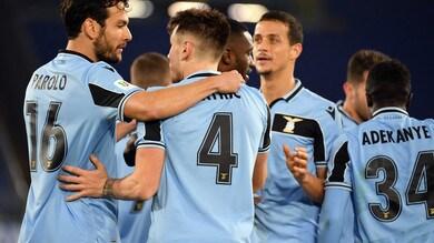 Lazio in scioltezza: poker alla Cremonese e quarti contro il Napoli