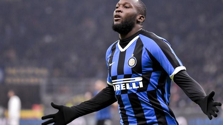 Inter-Cagliari 4-1: doppietta Lukaku, Conte ai quarti di Coppa Italia