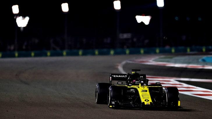 F1, il 12 febbraio la presentazione Renault