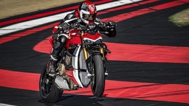 Ducati, pre ordini record per Streetfighter V4 e vendite in aumento nel 2019